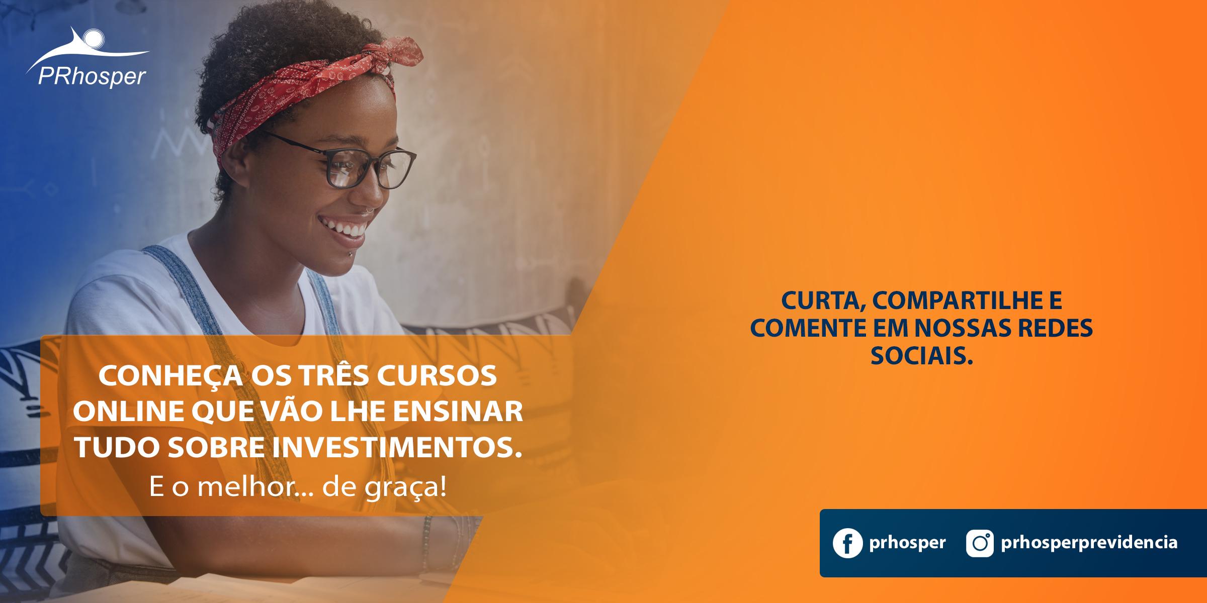 >Conheça três cursos online e gratuitos sobre investimentos.